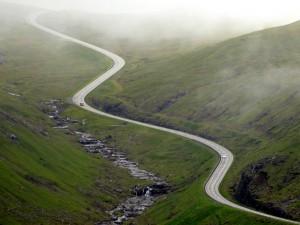 Veje på Færøerne