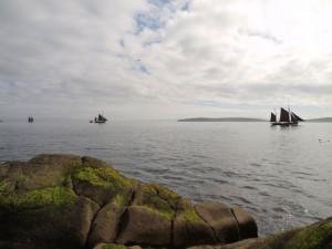 Sejlskibe på Færøerne