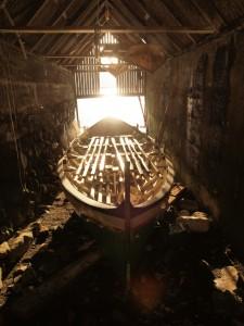 Den færøske båd