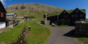 Kirkjubøur, Færøerne