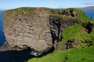 Skúvoy, Færøerne